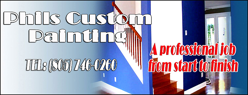 Interior Painting Page Header